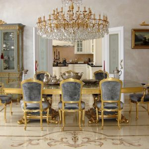 Chandelier 22270/45 - Wall Lamps 41512/(2) - private villa in Russia