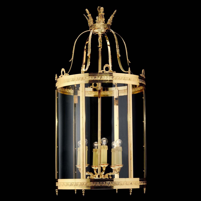 Lanterna - 225/6 - h. cm 161 - Ø cm 75
