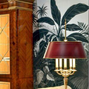Table lamp - 3991/5 - bordeaux